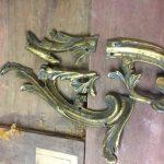 bronze de commode