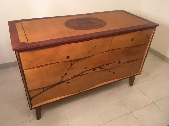Commode contemporaine